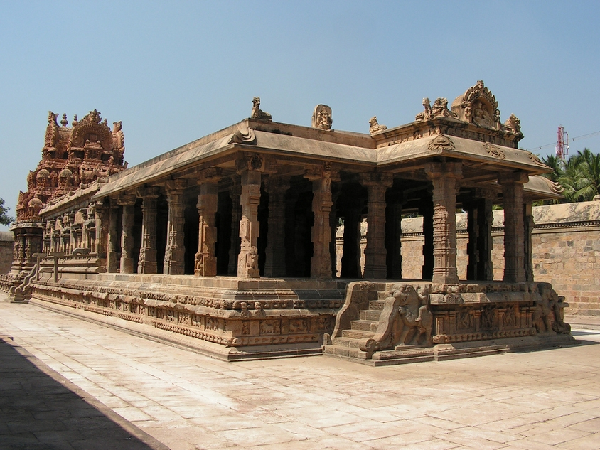 South India Temple 6 Nights And 7 Days